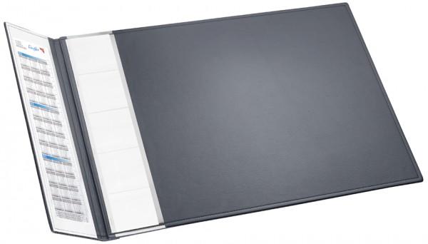 Läufer Schreibunterlage Concerto, 450 x 652 mm, schwarz