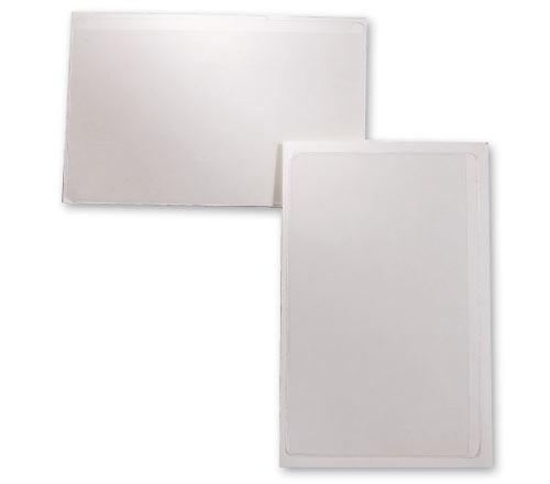 Transparent Visitenkartenhüllen Zum Einkleben Kartenhüllen