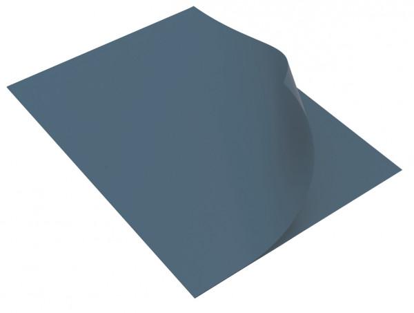 Deluxe Einbanddeckel A4 feinmatt / 300 gr/m² - dunkelblau