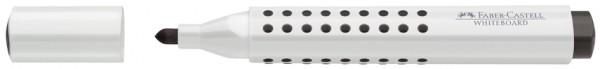 FABER-CASTELL Whiteboard-Marker GRIP, Rundspitze, schwarz