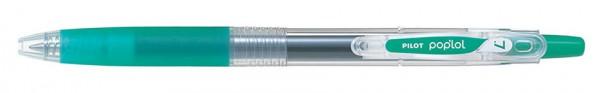 PILOT Gelschreiber POP´LOL, grün, Strichstärke: 0,4 mm