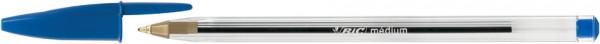 BIC Kugelschreiber Cristal Original, Strichfarbe: blau