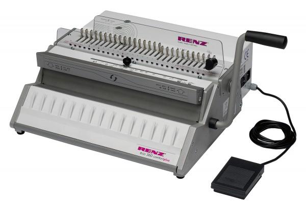 RENZ eco 360 comfort plus - elektrisches 2:1 Drahtbindegerät